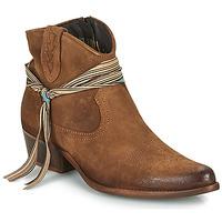 Παπούτσια Γυναίκα Μπότες Felmini SERRAJE Brown