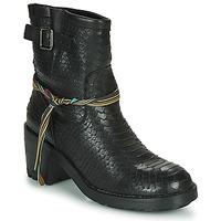 Παπούτσια Γυναίκα Μποτίνια Felmini NAHA Black