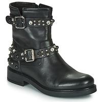 Παπούτσια Γυναίκα Μπότες Café Noir CHARLIE Black