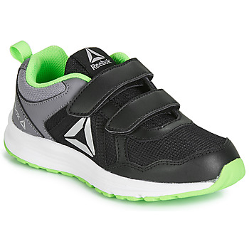 Παπούτσια Αγόρι Χαμηλά Sneakers Reebok Sport REEBOK ALMOTIO 4.0 Black / Green