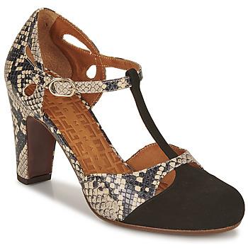 Παπούτσια Γυναίκα Γόβες Chie Mihara KUNA Black / Beige
