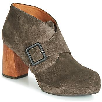 Παπούτσια Γυναίκα Χαμηλές Μπότες Chie Mihara QUIRINA Grey