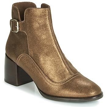 Παπούτσια Γυναίκα Μποτίνια Chie Mihara OMAYO Gold