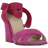 Παπούτσια Γυναίκα Σανδάλια / Πέδιλα Le Fabian FUXIA CAMOSCIO Rosa
