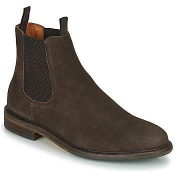 Παπούτσια Άνδρας Μπότες Schmoove PILOT-CHELSEA Brown