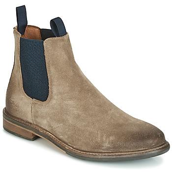 Παπούτσια Άνδρας Μπότες Schmoove PILOT-CHELSEA Beige