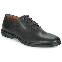 Παπούτσια Άνδρας Derby Schmoove BANK-DERBY Black