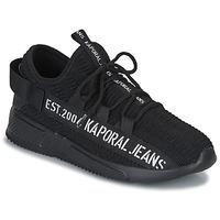 Παπούτσια Άνδρας Χαμηλά Sneakers Kaporal DOFINO Black