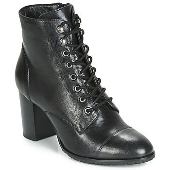 Παπούτσια Γυναίκα Μποτίνια Ravel MARCO Black