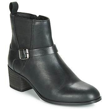 Παπούτσια Γυναίκα Μποτίνια Ravel KINGSLEY Black