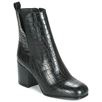Παπούτσια Γυναίκα Μποτίνια Ravel WELLSFORD Black