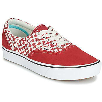 Παπούτσια Χαμηλά Sneakers Vans COMFYCUSH ERA Red / Άσπρο