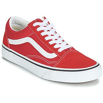 Παπούτσια Χαμηλά Sneakers Vans OLD SKOOL Red