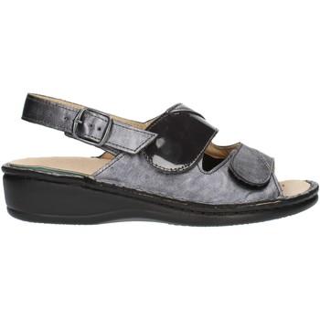 Παπούτσια Γυναίκα Σανδάλια / Πέδιλα Clia Walk Estraibile410 Anthracite