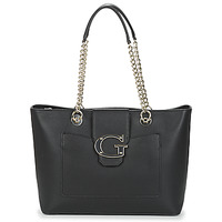 Τσάντες Γυναίκα Cabas / Sac shopping Guess CAMILA Black