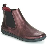 Παπούτσια Γυναίκα Μπότες Kickers FANTIN Violet