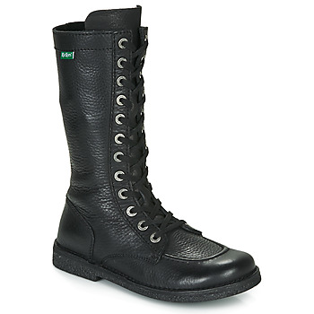 Παπούτσια Γυναίκα Μπότες για την πόλη Kickers MEETKIKNEW Black