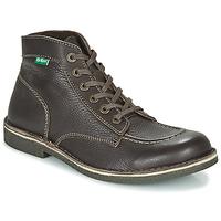 Παπούτσια Άνδρας Μπότες Kickers KICKSTONER Brown / Fonce