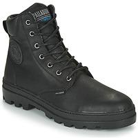 Παπούτσια Άνδρας Μπότες Palladium PALLABOSSE SC WP Black