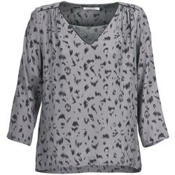 Υφασμάτινα Γυναίκα Μπλούζες See U Soon HABITO Grey