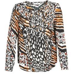 Υφασμάτινα Γυναίκα Μπλούζες See U Soon CABRI Multicolore