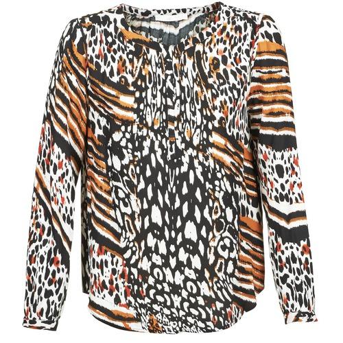 Υφασμάτινα Γυναίκα Μπλούζες See U Soon CABRI Multicolour