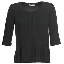 Υφασμάτινα Γυναίκα Μπλούζες See U Soon CABRIOU Black