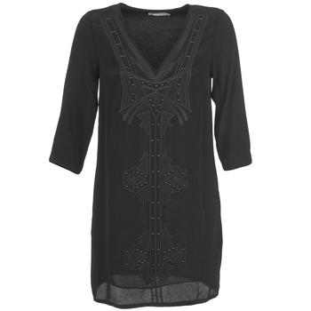 Υφασμάτινα Γυναίκα Κοντά Φορέματα See U Soon CASOU Black