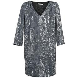 Υφασμάτινα Γυναίκα Κοντά Φορέματα See U Soon BELDONT Grey