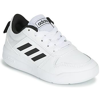 Παπούτσια Παιδί Χαμηλά Sneakers adidas Performance VECTOR K Άσπρο / Black