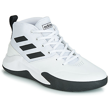 Παπούτσια Άνδρας Basketball adidas Performance OWNTHEGAME Άσπρο / Black