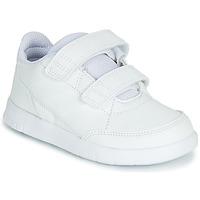 Παπούτσια Παιδί Χαμηλά Sneakers adidas Performance ALTASPORT CF I Άσπρο
