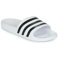 Παπούτσια σαγιονάρες adidas Performance ADILETTE AQUA Άσπρο