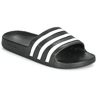 Παπούτσια σαγιονάρες adidas Performance ADILETTE AQUA Black / Άσπρο