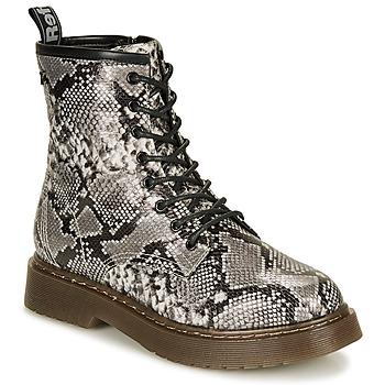 Παπούτσια Γυναίκα Μπότες Refresh 69311-BLACK Grey