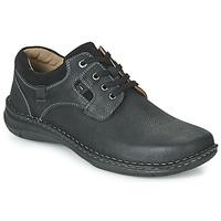 Παπούτσια Άνδρας Derby Josef Seibel ANVERS 36 Black