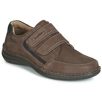 Παπούτσια Άνδρας Derby Josef Seibel ANVERS 90 Brown