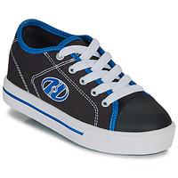 Παπούτσια Αγόρι roller shoes Heelys CLASSIC X2 Black / Άσπρο / Μπλέ