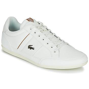 Παπούτσια Άνδρας Χαμηλά Sneakers Lacoste CHAYMON 319 1 Άσπρο