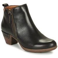 Παπούτσια Γυναίκα Μποτίνια Pikolinos ROTTERDAM 902 Black