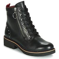 Παπούτσια Γυναίκα Μπότες Pikolinos VICAR W0V Black