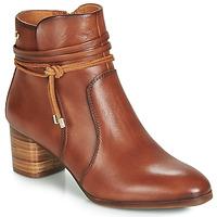 Παπούτσια Γυναίκα Μποτίνια Pikolinos CALAFAT W1Z Brown