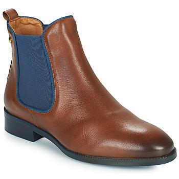 Παπούτσια Γυναίκα Μπότες Pikolinos ROYAL W4D Brown