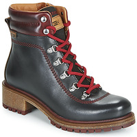 Παπούτσια Γυναίκα Μπότες Pikolinos ASPE W9Z Black
