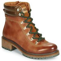 Παπούτσια Γυναίκα Μπότες Pikolinos ASPE W9Z Brown