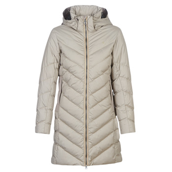 Υφασμάτινα Γυναίκα Μπουφάν G-Star Raw WHISTLER SLIM DOWN HDD LONG COAT WMN Beige