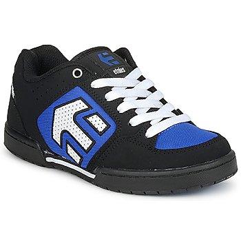 Παπούτσια Αγόρι Χαμηλά Sneakers Etnies KIDS CHARTER Black / άσπρο / μπλέ