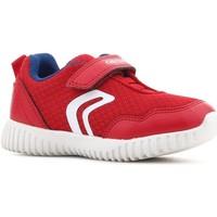 Παπούτσια Παιδί Χαμηλά Sneakers Geox B Waviness B.B B822BB 014BU C7213 red