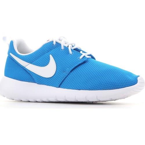 Παπούτσια Γυναίκα Χαμηλά Sneakers Nike Roshe One (GS) 599728 422 blue