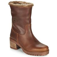 Παπούτσια Γυναίκα Μποτίνια Panama Jack PIOLA Brown